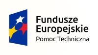 logotyp Fundusze Europejskie - pomoc techniczna